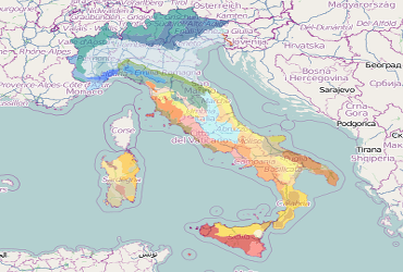 Modello calcolo ecologico su portale web