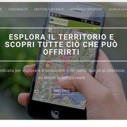 app promozione turistica