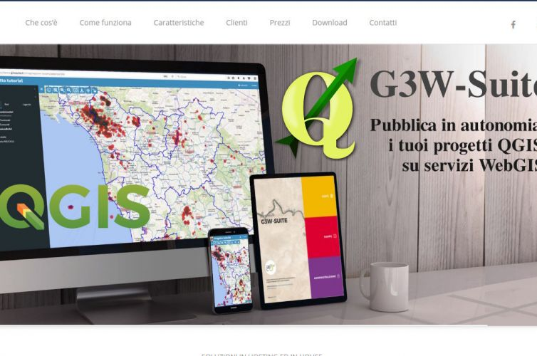 SIT WebGis Open Source – CMC