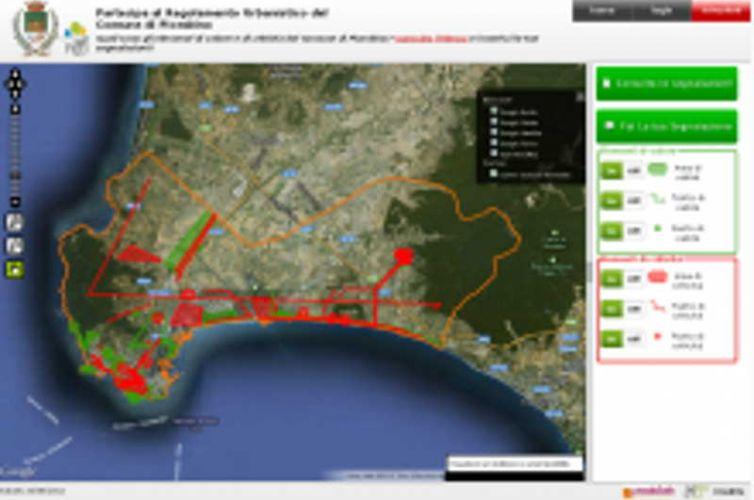 Regolamento Urbanistico Partecipativo di Piombino